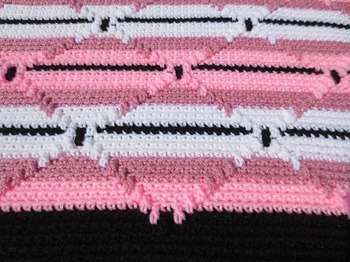 Ravelry: Lesianne\'s Yarn - Navajo Indian Afghan #3   Crochet Afghan ...