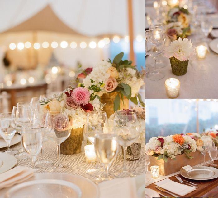Romantic Elegant Ballroom Wedding: Nantucket Wedding - Kate Headley