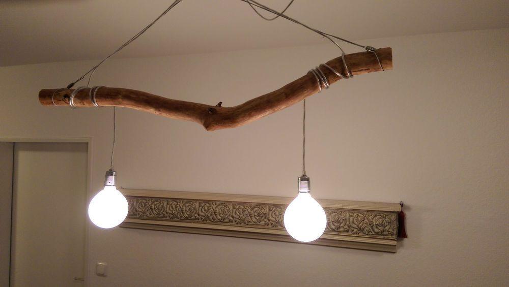 Astlampe,Baumlampe,Deckenlampe,Hängelampe,Hängeleuchte