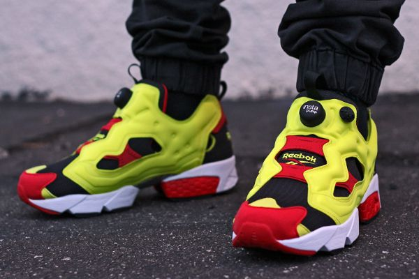 c3f18f9accdbfb Reebok Insta Pump Fury OG 20th Anniversary. Find this Pin and ...