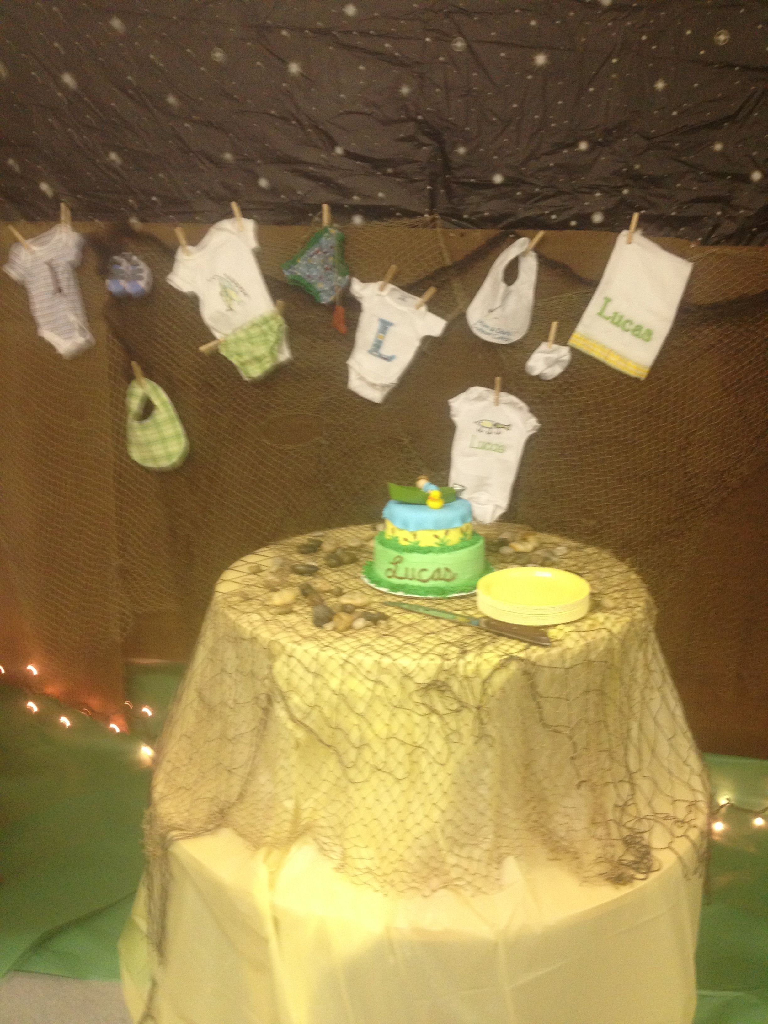 fishing theme baby shower wedding baby shower ideas