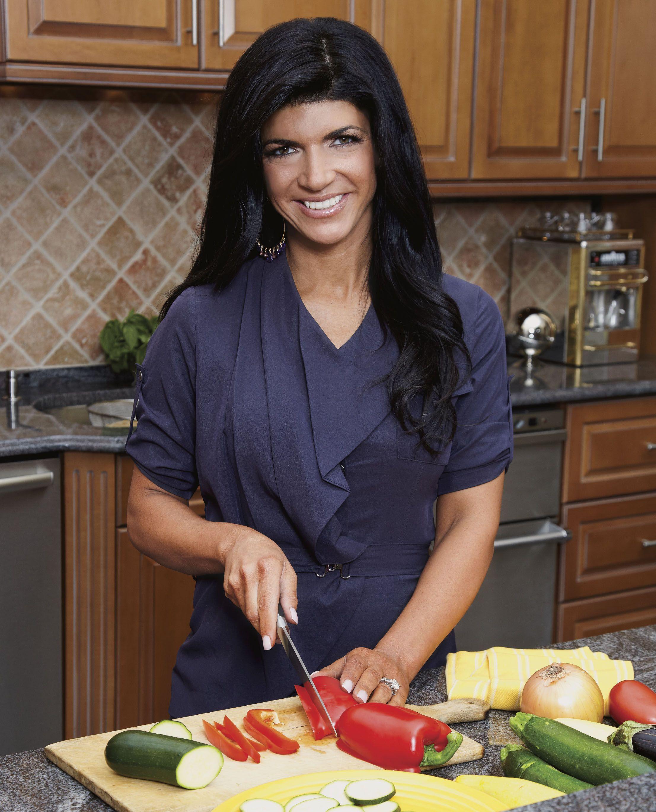teresa giudice COOKING | Skinny Italian Teresa Giudice Recipes