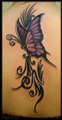 tatuajes mariposas tatoo pinterest love this i love and butterfly tattoos. Black Bedroom Furniture Sets. Home Design Ideas