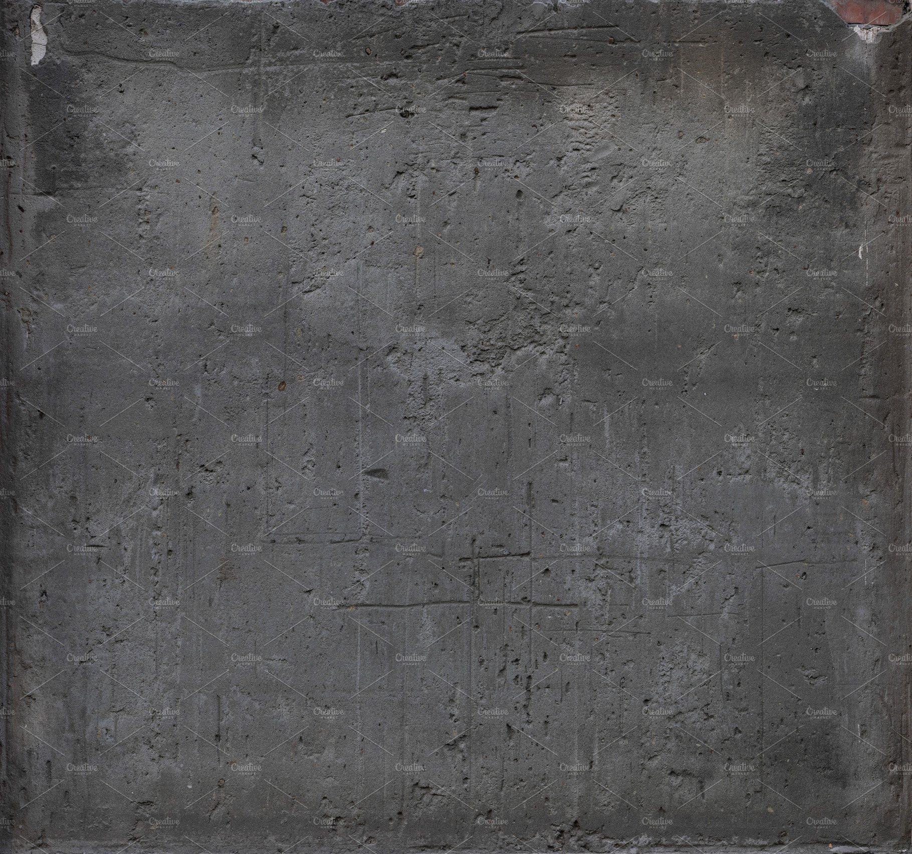 Rough Black Concrete Of Wall Texture Textured Walls Concrete Texture