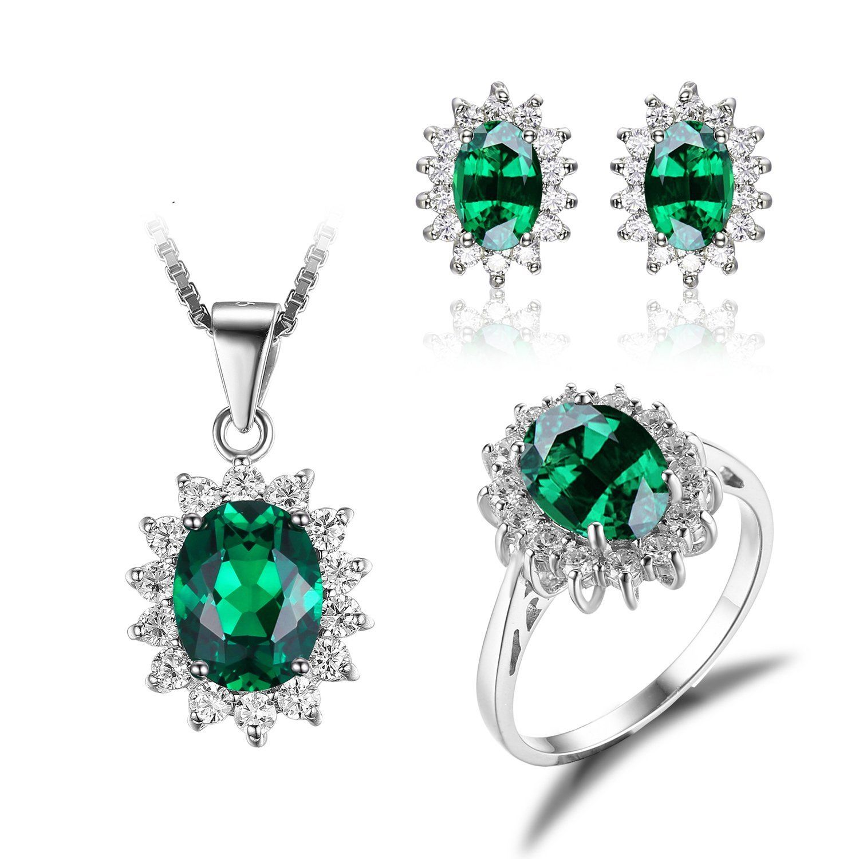 JewelryPalace Princess Diana William Kate Middleton's 6