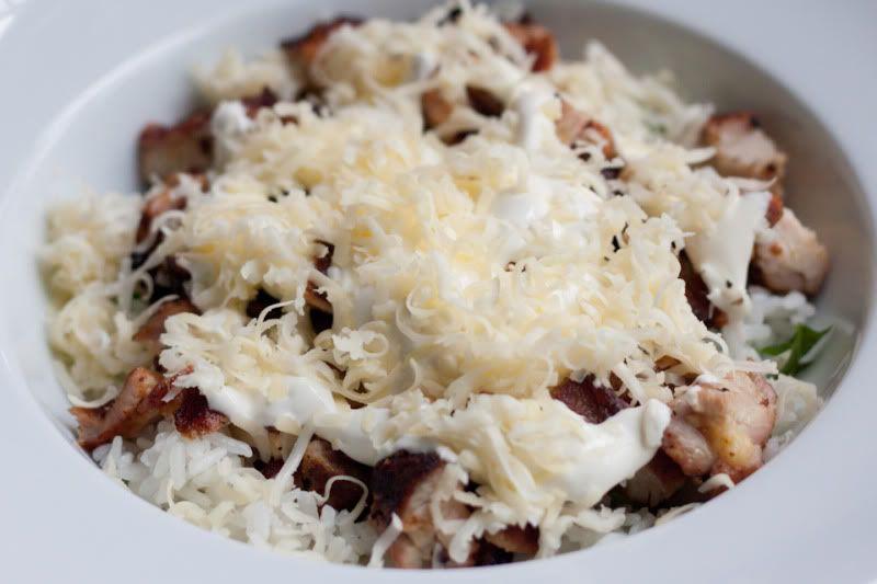 Chipotle S Chicken Burrito Bowl The Domestic Man Recipes Chicken Burritos Chicken Burrito Bowl