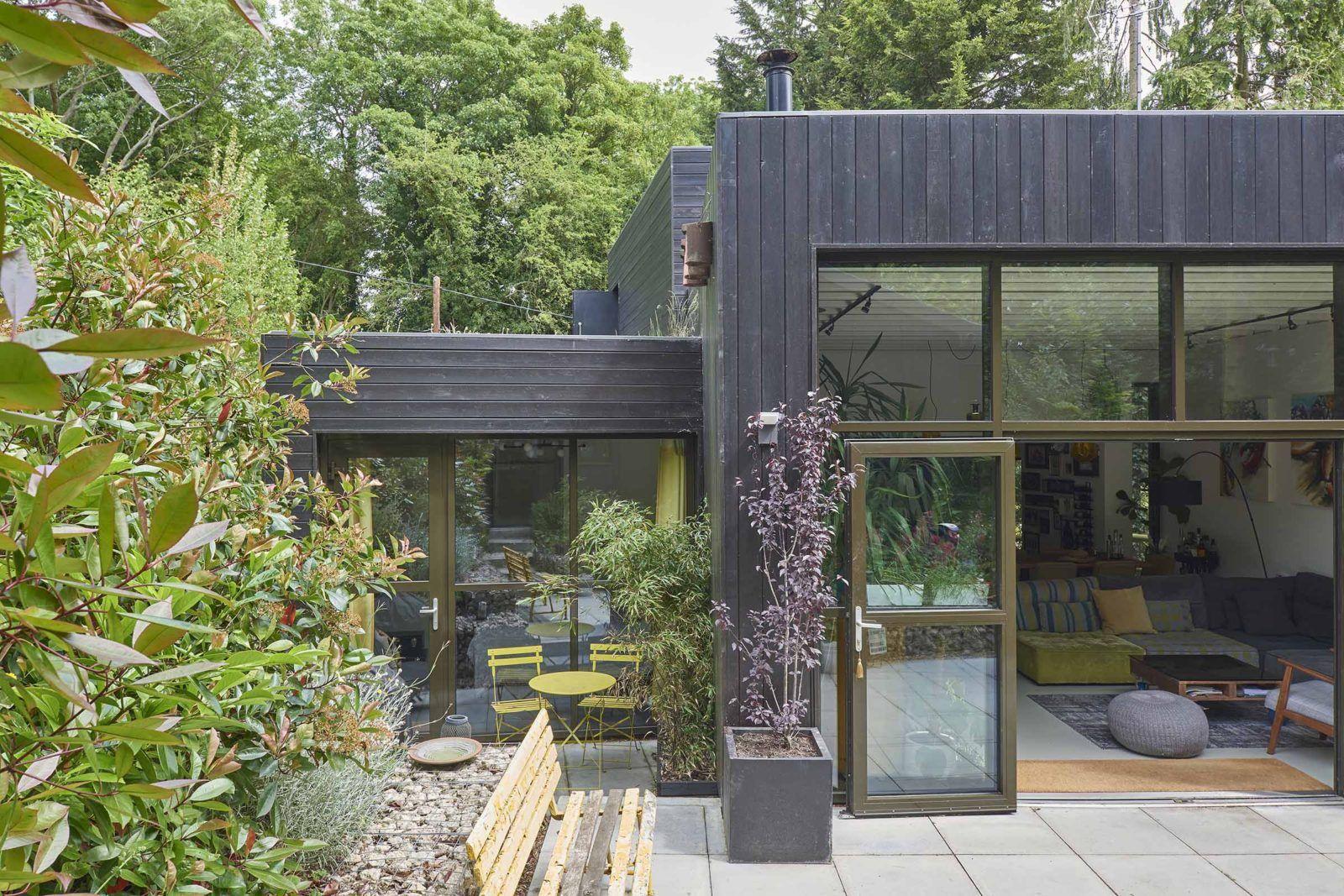Dapple House Billericay Essex The Modern House Modern House London House House Front