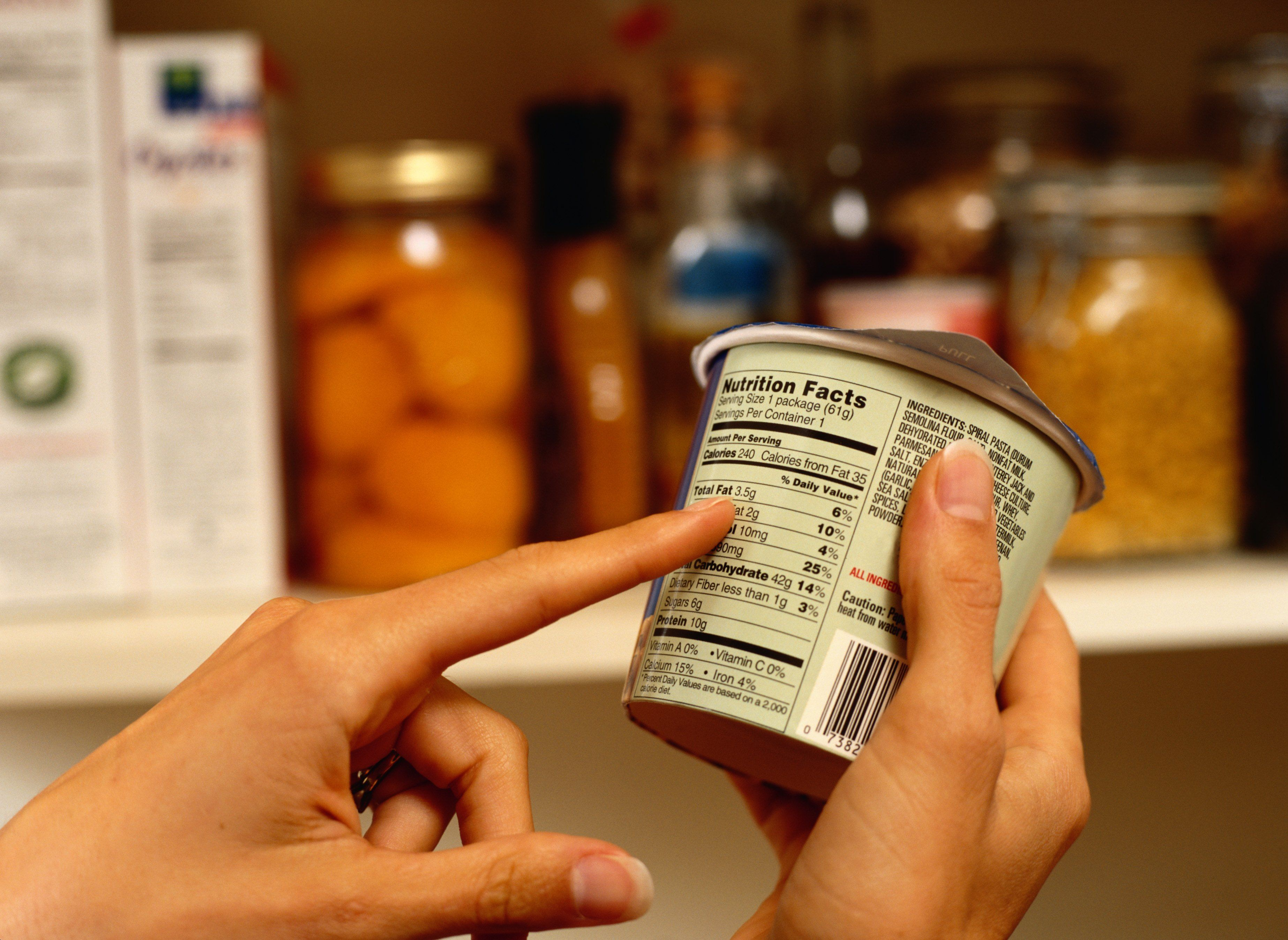 A Nutritionist Explains Exactly How to Read a Nutrition Label | Livestrong.com