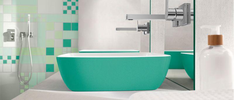 Baos Color Baos Color Affordable Baos Decorados En Color Verde - Baos-con-color