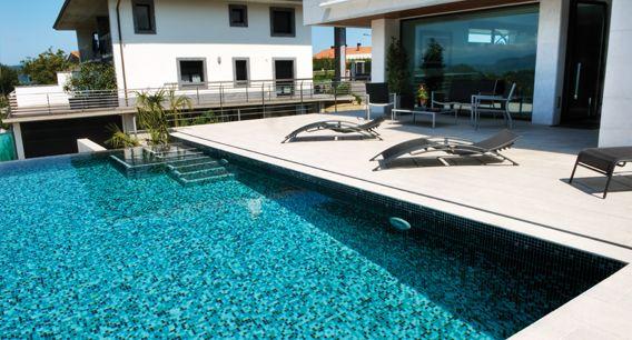 Emaux de Verre 25008D - carrelage piscine CARRELAGE PISCINE