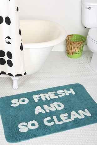 So Fresh Clean Bath Mat Urban Outers
