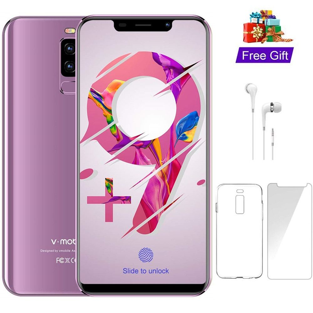 Teeno Vmobile S9 Mobile Phone Android 8 1 5 84 19 9 Full Screen 3gb 16gb 13mp Camera 4g Cel Unlocked Cell Phones Phone Mobile Phone