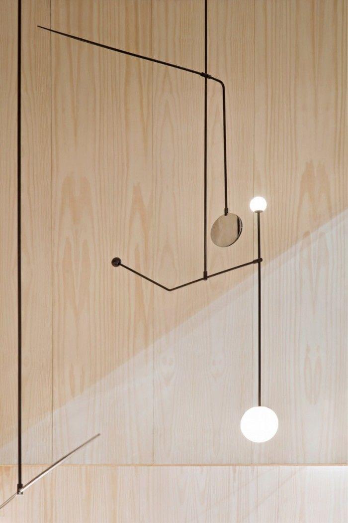 Michael Anastassiades minimal lights - My Dubio