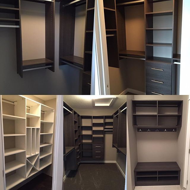 Custom Closet By Reece Schulte #design #storage #custom Another Install  Complete! Looking