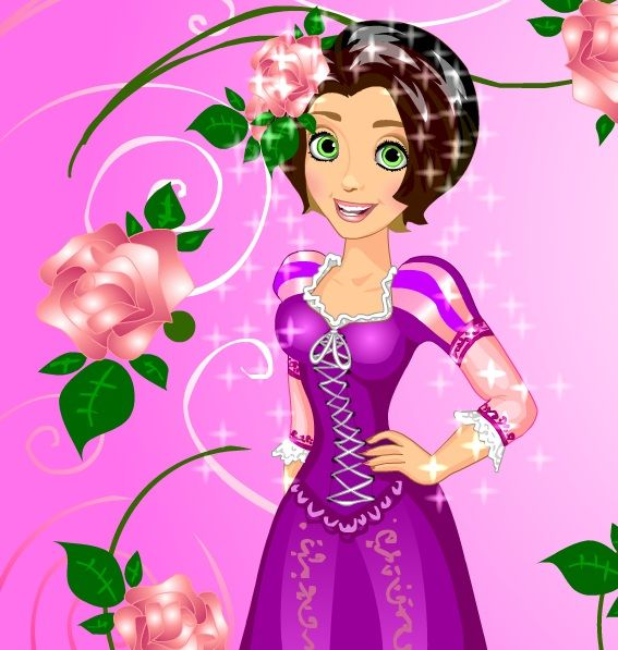 Rapunzel Hairstyle Is Such An Interesting Makeover Game Where You Have The Chance To Transform Rapunze Free Games For Kids Online Games For Kids Games For Kids