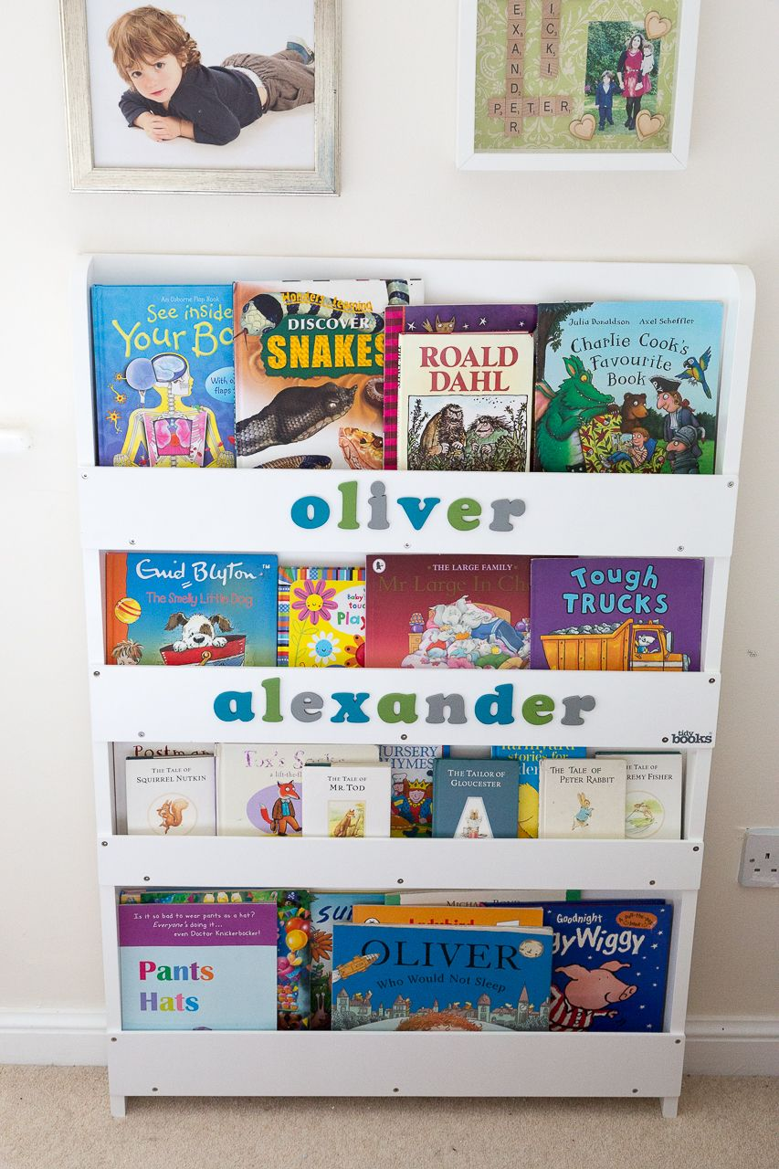 Childrens bookcase - The Amazing Tidy Books Children's Bookcase Tidy Books, Playrooms