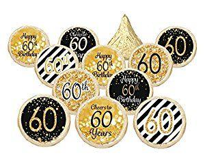 Amazon 60th Birthday Party Decorations