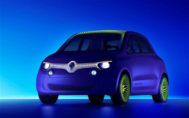 Renault Twin Z Concept Car Previews 2014 Twingo Concept Cars
