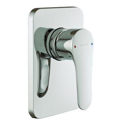 KOHLER® July® Shower Mixer tradelink matches the bath mixer and ...