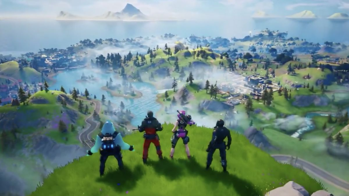 Fortnite Chapter 2 Season 2 Version Released For Players To Take