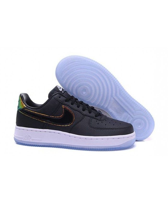 huge selection of b4e21 4cffe Nike Air Force 1 07 Black Gold Trainer Sale UK,Fashion and trend.