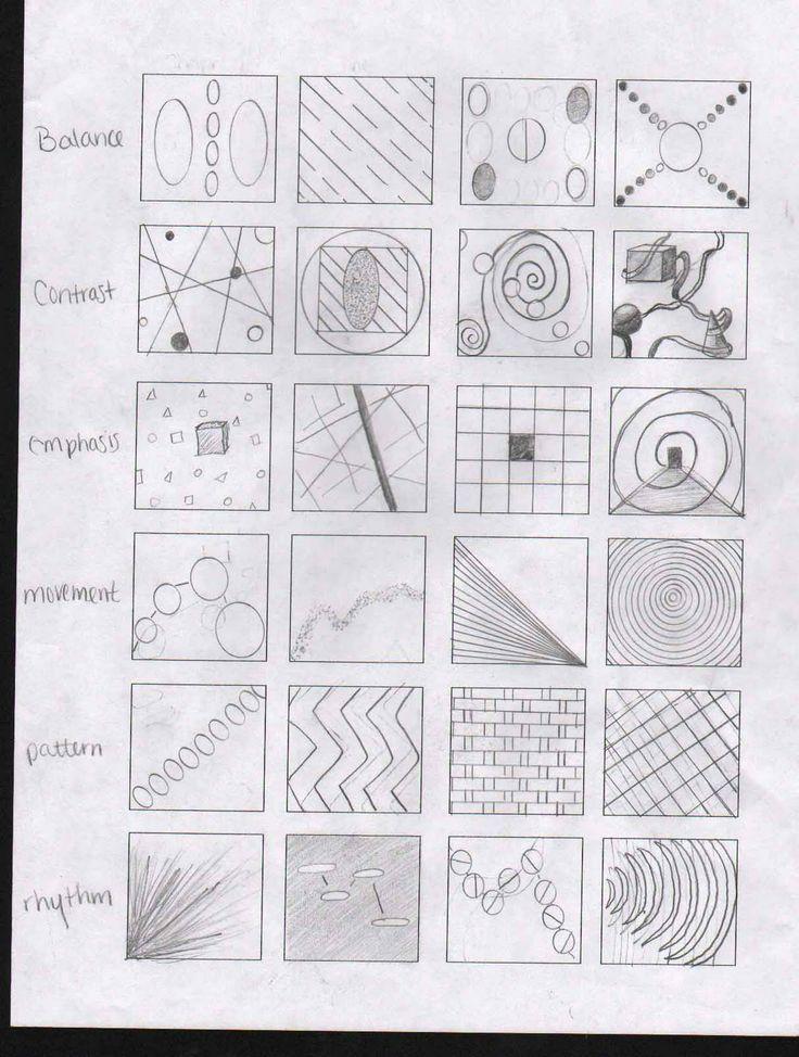 Principles Of Art And Design Wolla Wonka Principles Of Design Elements Of Art Principles Of Design Art Worksheets Principles of design worksheet