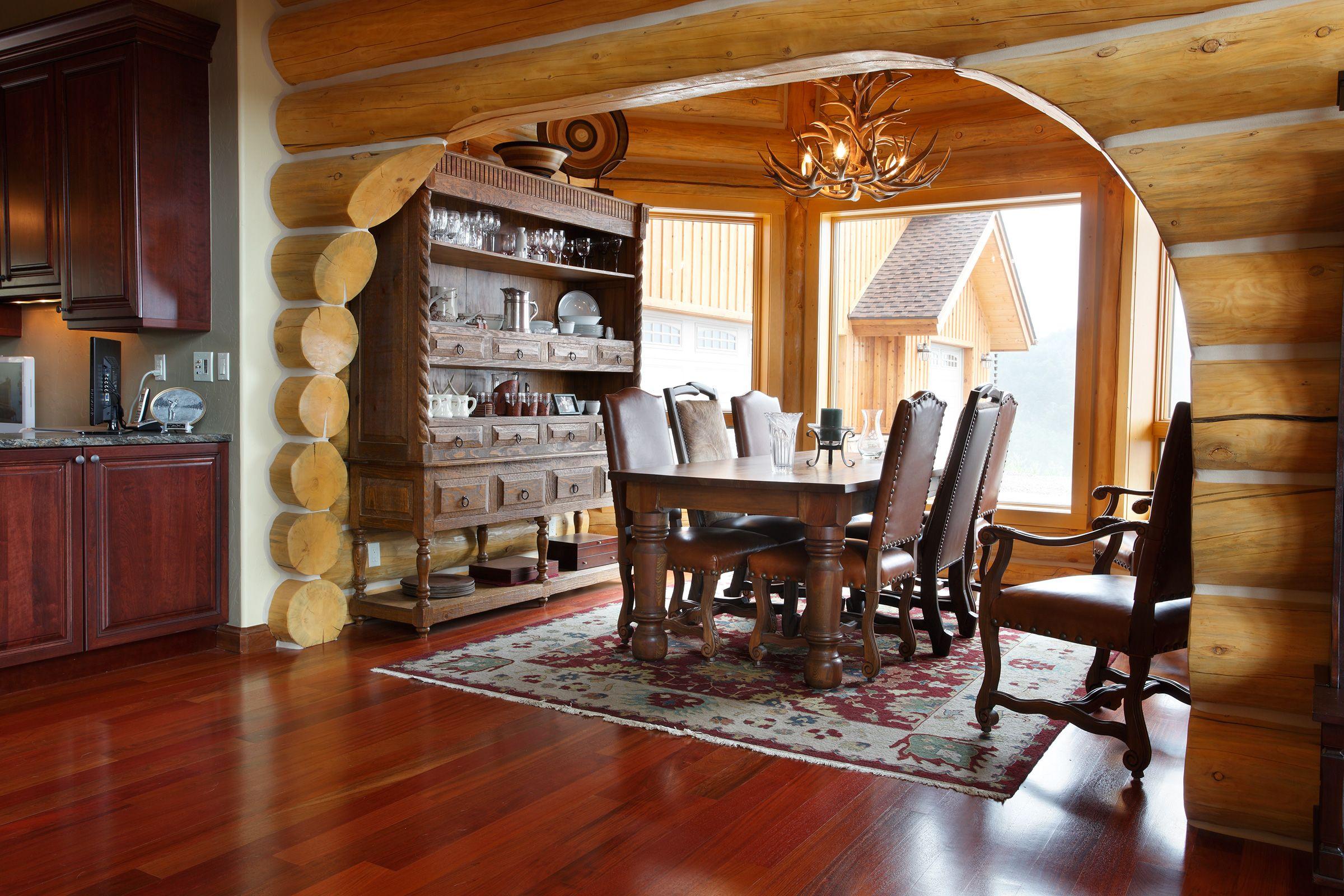 decorating a log home ideas rh pinterest fr