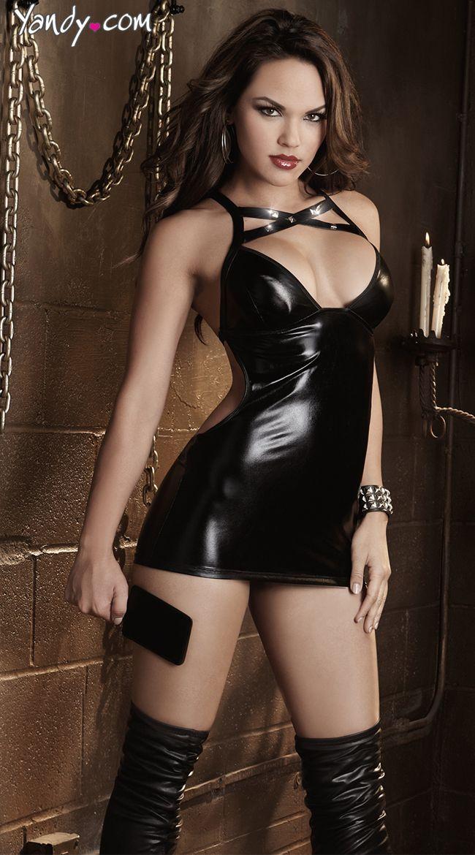 latex lingerie Cross dressing in