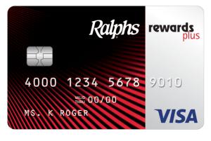 Apply For Ralphs Rewards Plus Visa Card To Earn Free Grocery Visa Credit Card Visa Card Rewards Credit Cards