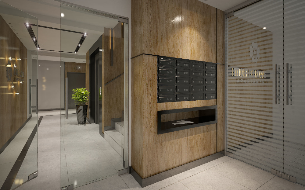 Best Apartment Building Lobby Design Ideas Google Search Apartment Entrance Small Apartment Building Lobby Design