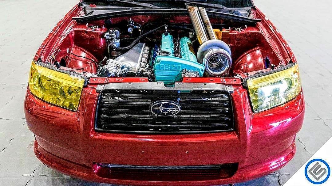 Subaru Forester Nissan RB26 | Cars | Subaru forester, Subaru, Engine