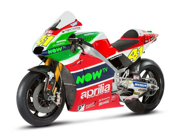 2017 Aprilia MotoGP RS-GP Photo Gallery - 4Riders ...