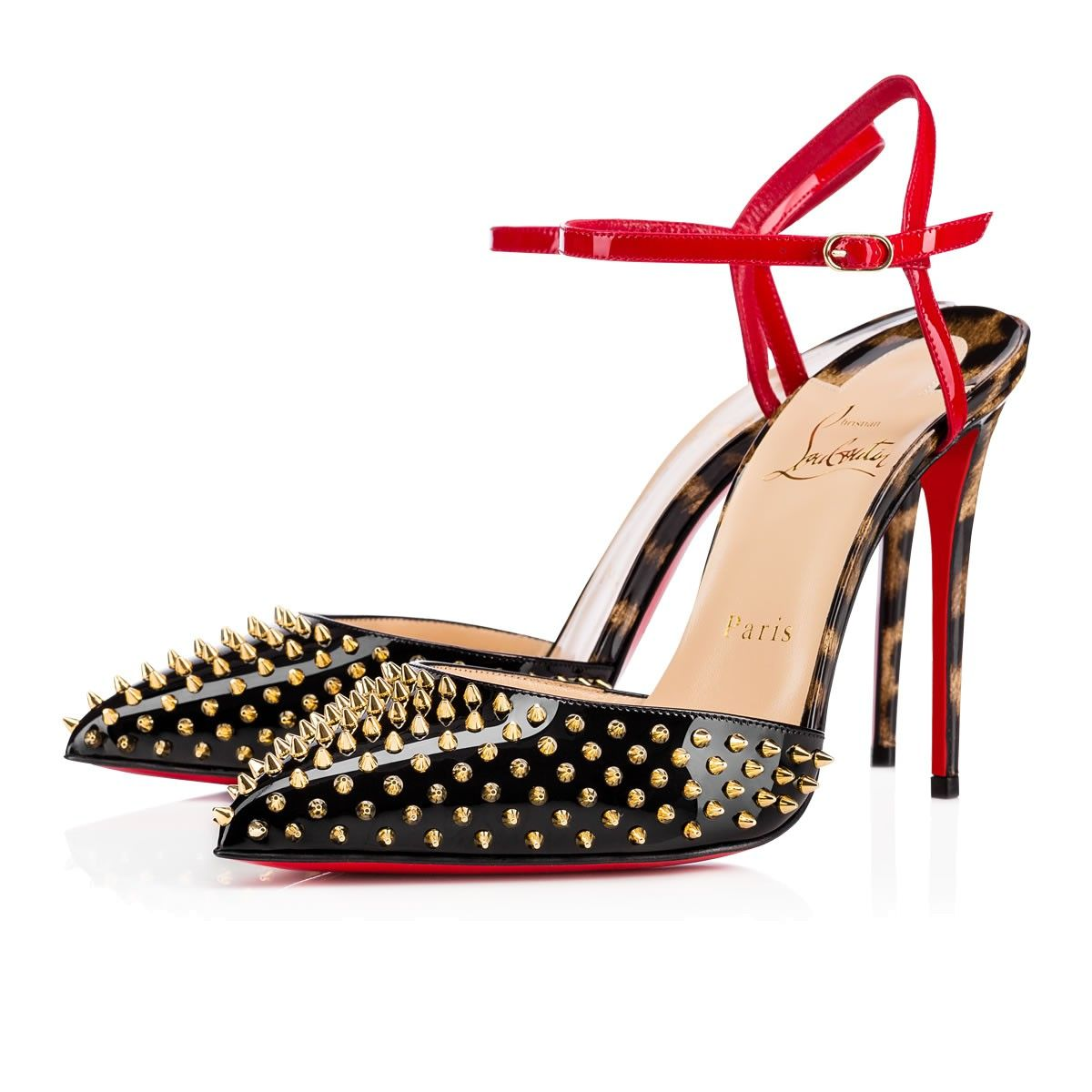 74dcd07d5e46 Shoes - Baila Spike - Christian Louboutin