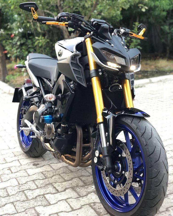 Hatay S Rose Fahrer Enverfilitoglu Yamaha Mt 09 Verkauf Von