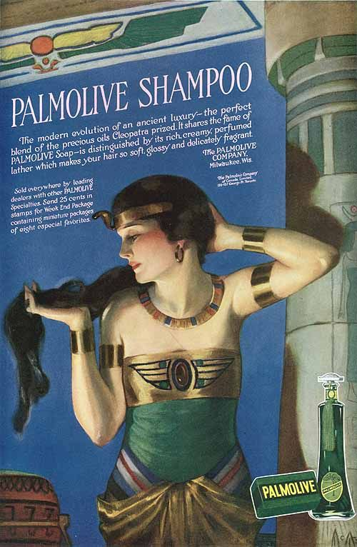 Palmolive (1918) McMein http://www.americanartarchives.com/mcmein.htm