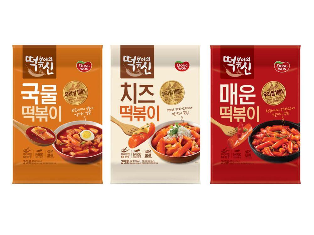 Details About Korean Dongwon God Of Tteokbokki Series Delicious
