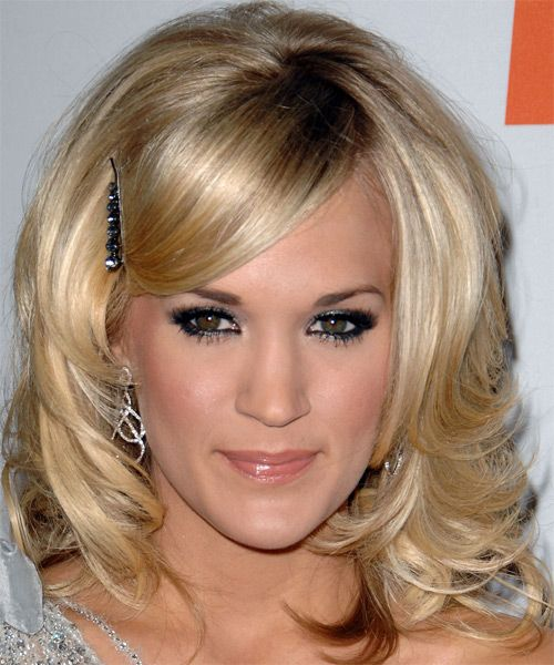 Carrie Underwood Hairstyles And Haircuts Short