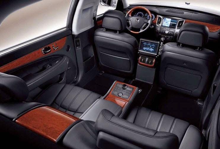Hyundai Equus Limousine Motor Lovers Hyundai Limousine Used Car Prices