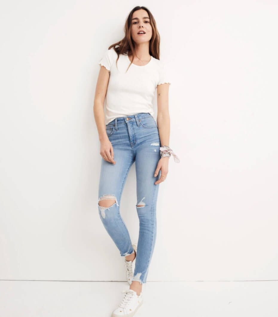 03caeca89 Jeans For Tall Women From Madewell | Personal Obsessions for Amy ...