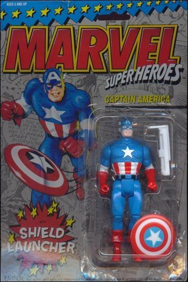 Had Em Captain America Captain America Figure Marvel
