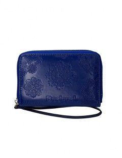Dámská peněženka Desigual 47Y5466 5000 Mini Zip Neograb  e242e2f7598