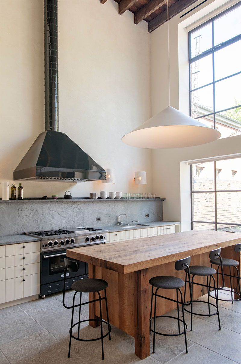 Pitture Per Interni Cucine Rustiche The Wonderful Transformation Of A Mid 19th Century Townhouse In