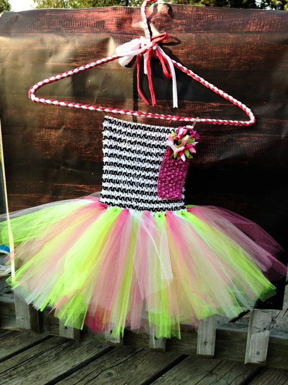 Witch Halloween tutu Halloween tutu Lime by NorthMomCreations