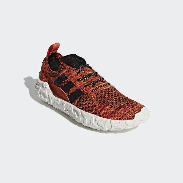 074e5c90f £59.98 adidas F 22 Primeknit Shoes Raw Amber   Core Black   Semi Solar