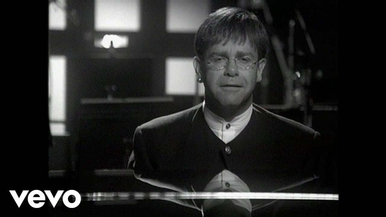 Elton John Circle Of Life From The Lion King Official Video Elton John Music Memories Music Mix