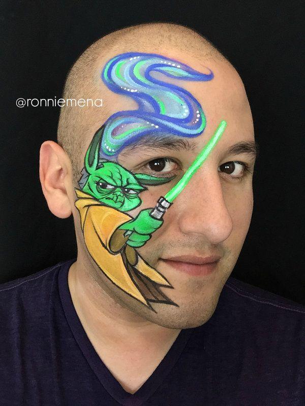 Yoda By RonnieMena