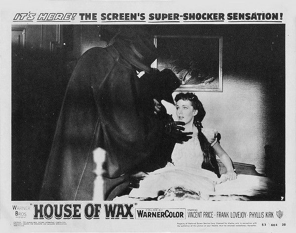 Image result for house of wax 1953