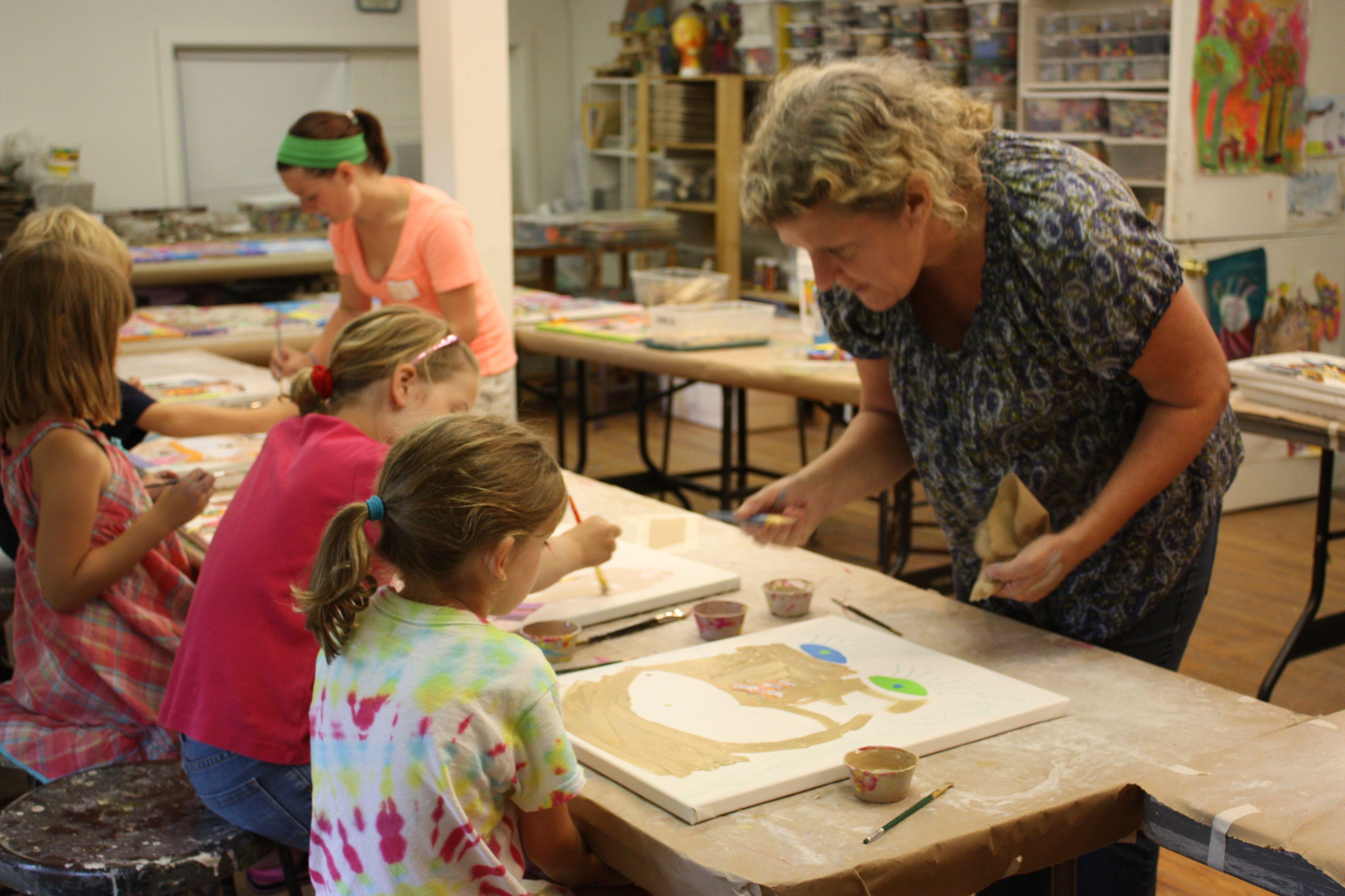 15+ Silvermine art center camp info