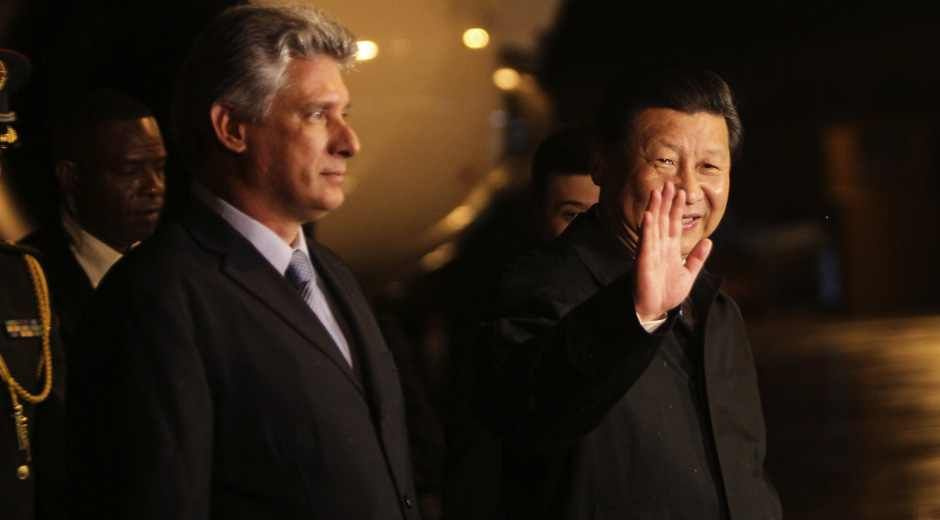 President of China arrives in Cuba - Progreso Weekly