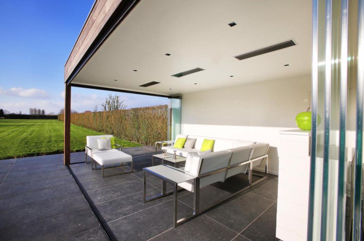 Platinum Smart Heat 33 2300w Electric Outdoor Patio Heater Patio Heater Outdoor Heaters Outdoor Furniture Sets